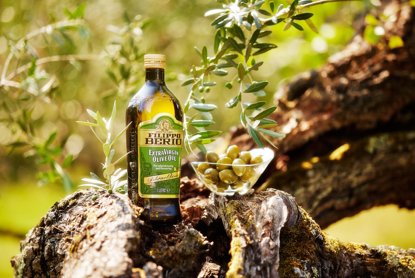 tronco Berio + olive